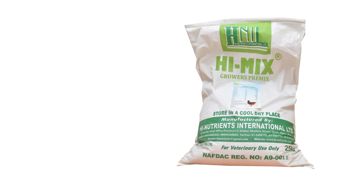 Hi-Nutrients | customizes, manufactures and supplies Vitamin